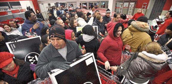 קניות, צרכנות / צלם: רויטרס